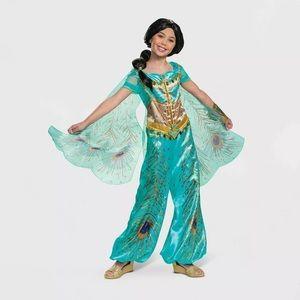 Disney Jasmine Costume dress up Aladdin 2019